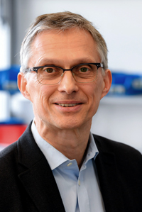 Prof. Dr. Günter W. Maier
